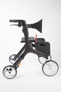Carbonrollator Bescomed Seite
